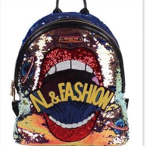 Blinged Out Bookpack